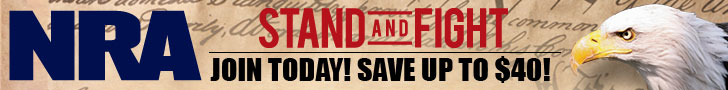 Join the NRA today and save up to $40